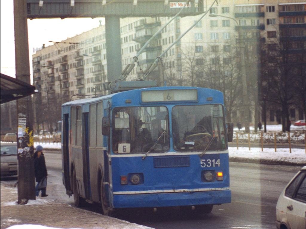 Вакансии компании троллейбусный парк № 3 - список вакансий, описание компании, контактные данные.